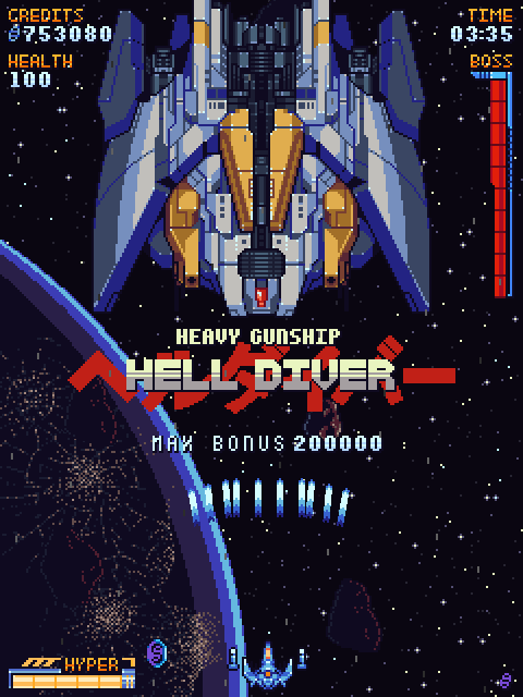 Super Galaxy Squadron - Gamers Heroes