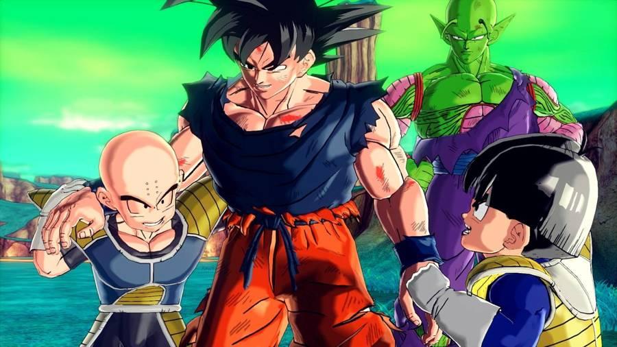 Dragon Ball xenoverse Saibamen's Revenge