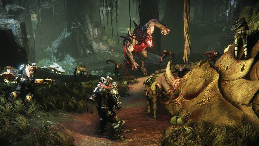 Evolve: Hunter Tips And Tricks