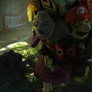 The Legend Of Zelda Majora's Mask 3D: Finding The Goron Mask