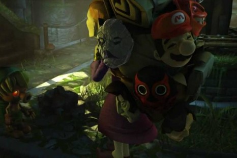 The Legend Of Zelda Majora's Mask 3D: Finding The Goron Mask
