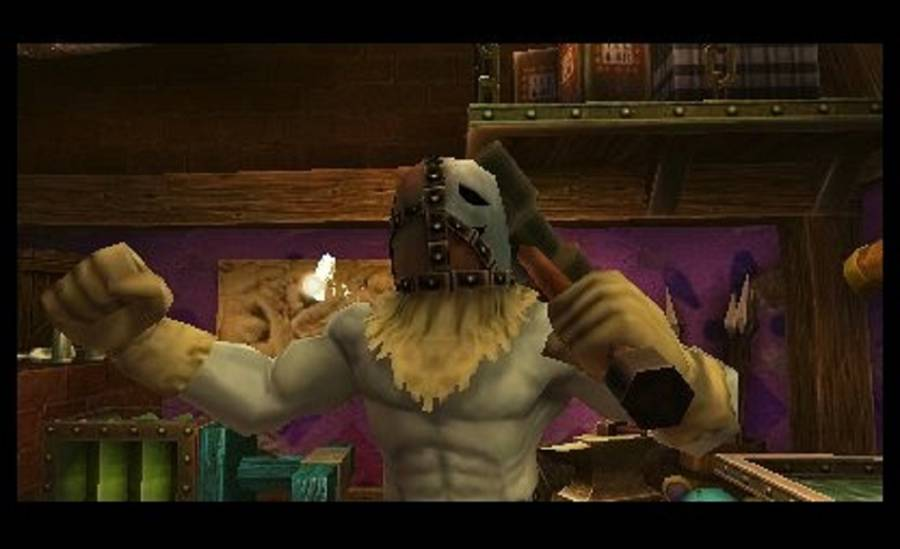 The Legend Of Zelda Majora's Mask 3D: Getting Past The Big Goron