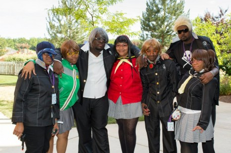 Cosplay Wednesday – Persona 4's Investigation Team