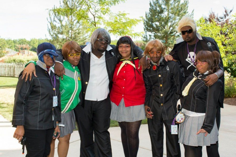 Persona 4 Crew Cosplay - Gamers Heroes