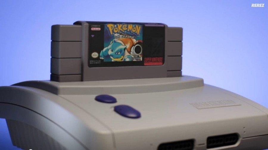 Pokemon Super Nintendo