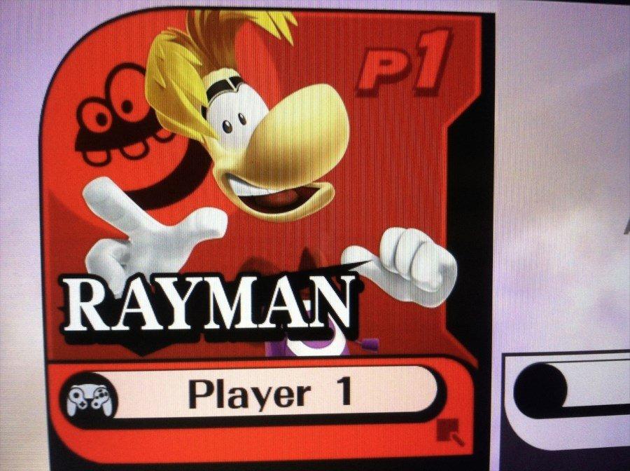 Rayman Super Smash Bros (1)