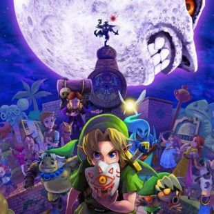 The Legend Of Zelda Majora's Mask 3D: Finding The Stray Fairy In Clock Town