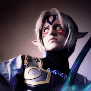 Cosplay Wednesday – Majora's Mask's Fierce Deity Link