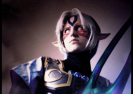 Fierce Deity Link Cosplay - Gamers Heroes