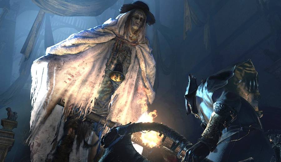 How To Play Co-Op In Bloodborne