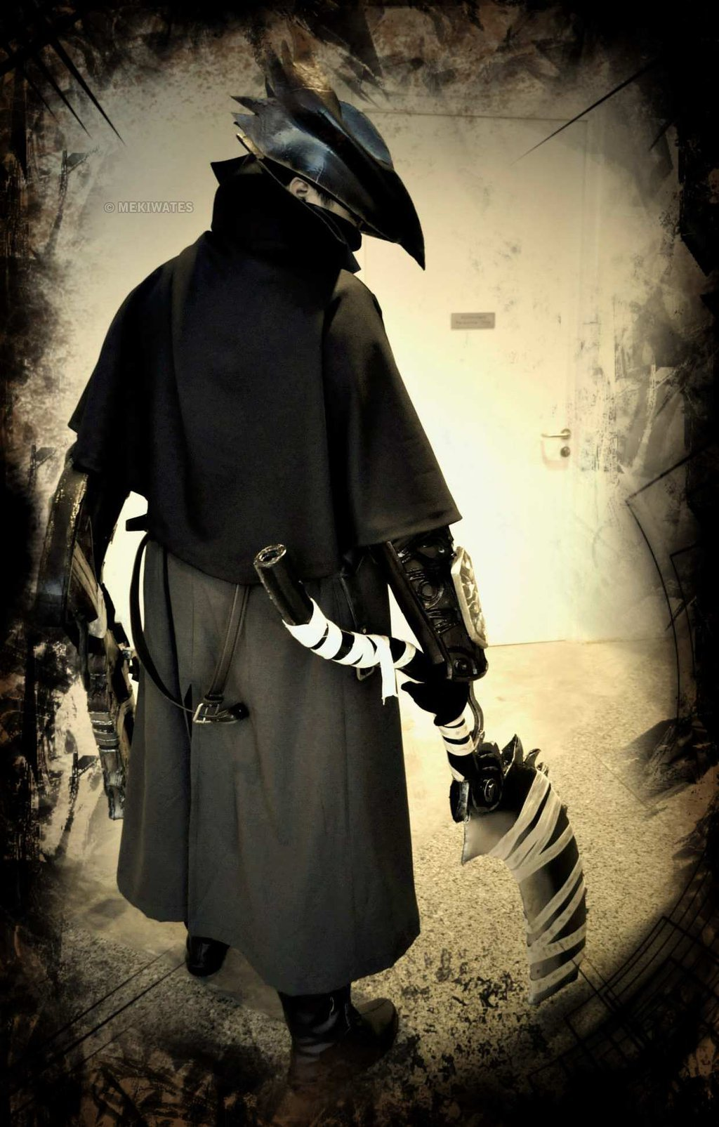 Bloodborne cosplay