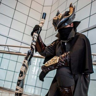 Cosplay Wednesday – Bloodborne's Hunter