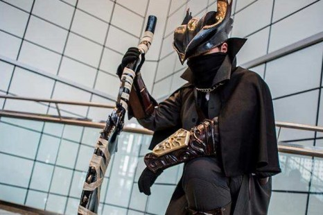 Cosplay Wednesday – Bloodborne's Hunter