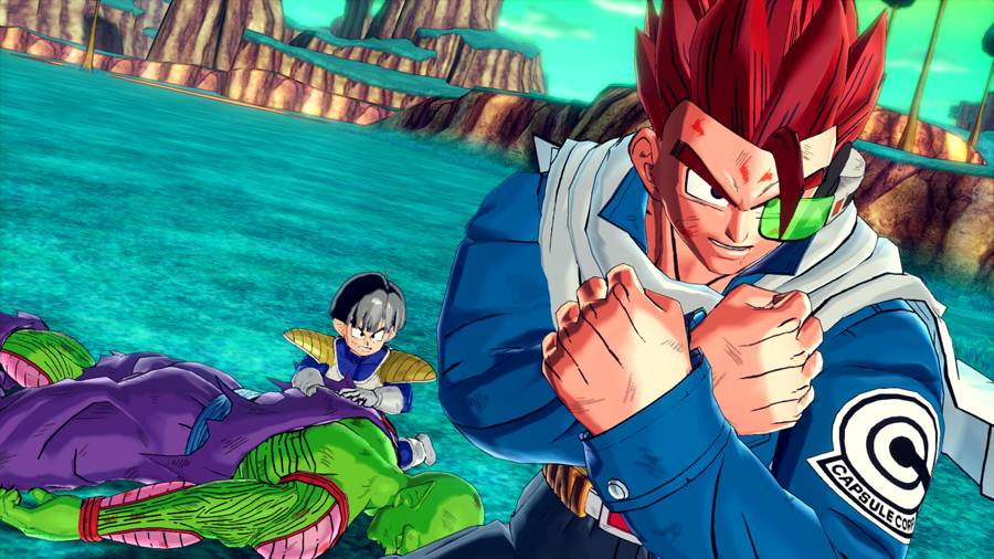 Dragon Ball Z Xenoverse How To Go Super Sayian