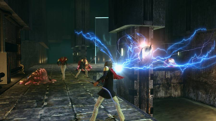 Final Fantasy Type-0 Rem Event