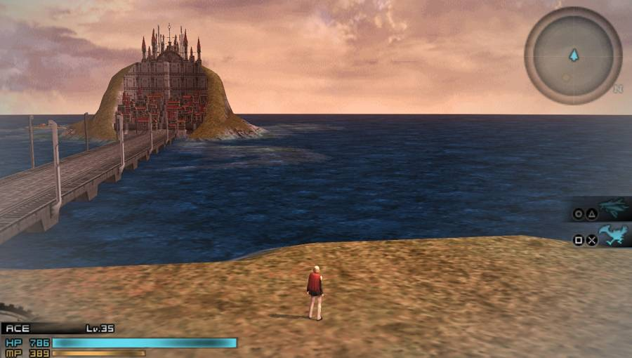 Final Fantasy Type 0 Probing Into The Past 2