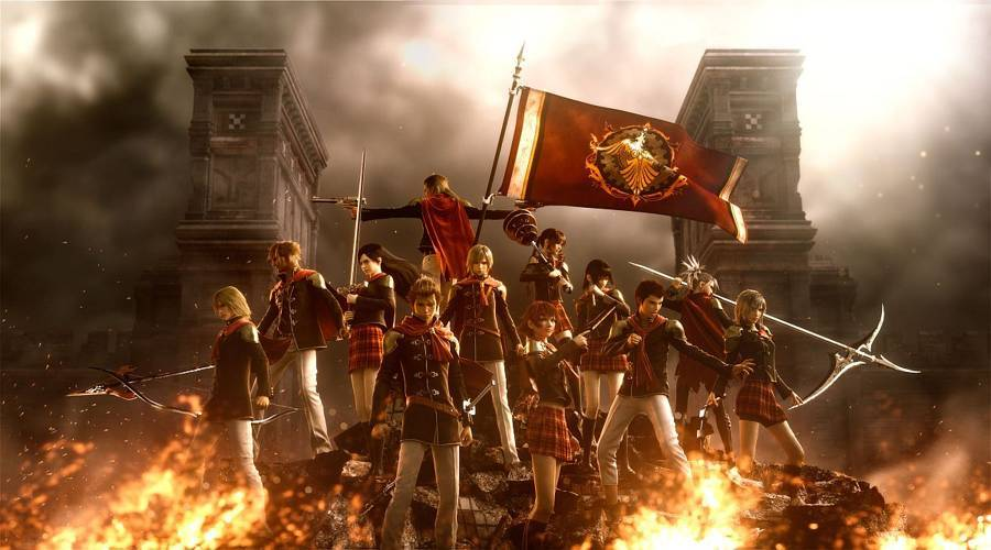 Final Fantasy Type-0 New Game +Tasks