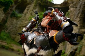 Cosplay Wednesday – Monster Hunter's Rathalos Armor