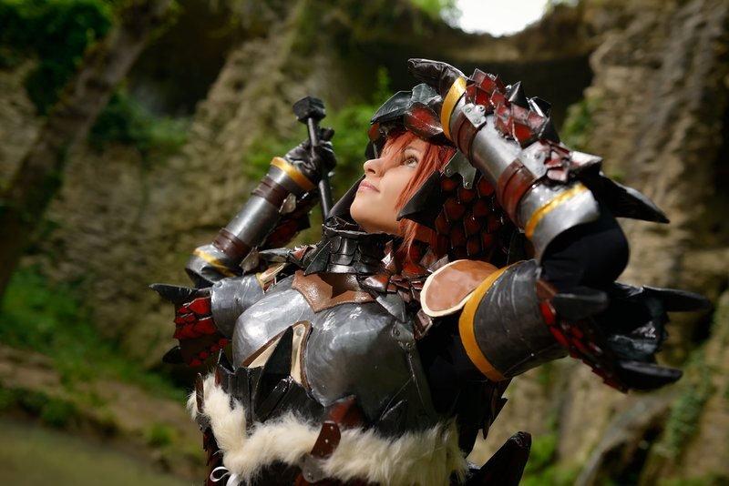 Monster Hunter Cosplay - Gamers Heroes