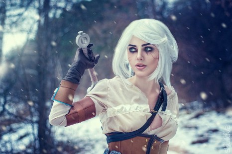 Cosplay Wednesday – The Witcher's Cirilla