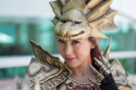 Cosplay Wednesday – Dark Souls' Ornstein
