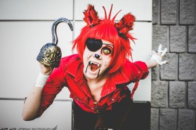 Cosplay Wednesday – Five Nights at Freddy's Foxy
