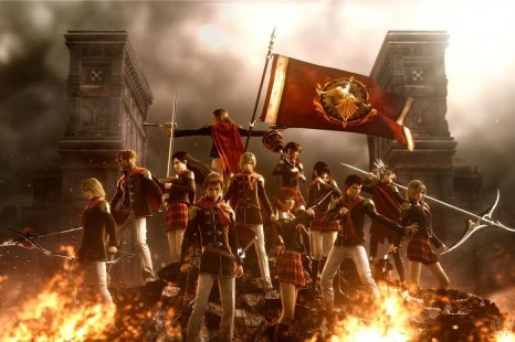 Final Fantasy XV Demo Takes Sales Of Final Fantasy Type-0 To New Heights