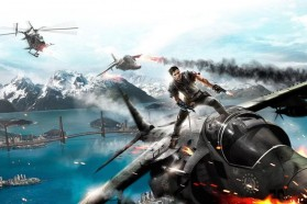 Square Enix Reveal Massive 400 Square Mile Map For Just Cause 3