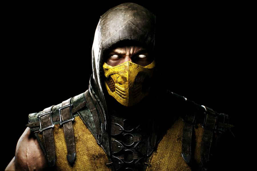 Motal Kombat X Spider Cave Guide