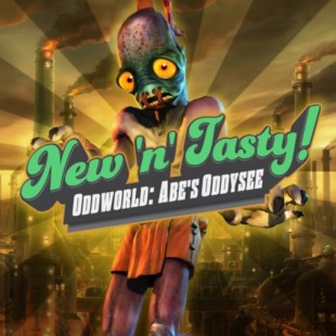Oddworld: New 'n' Tasty! Review