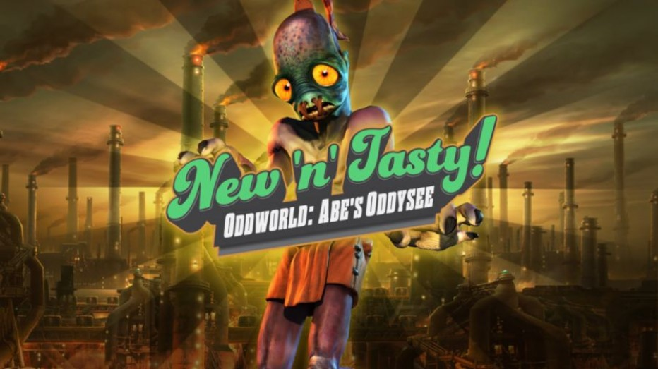 Oddworld: New 'n' Tasty! Review