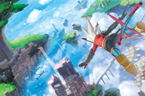 Rodea the Sky Soldier Flies in this September