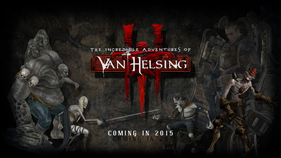 The Incredible Adventures Of Van Helsing III News