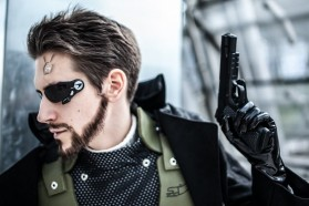 Cosplay Wednesday – Deus Ex: Human Revolution's Adam Jensen