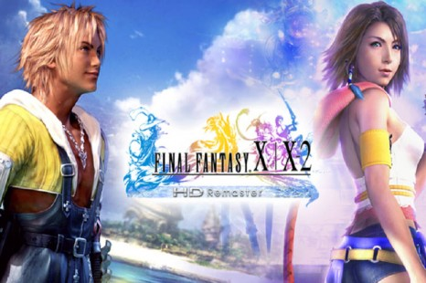 Tidus & Yuna Return To Spira With Final Fantasy X/X-2 HD Remaster Release