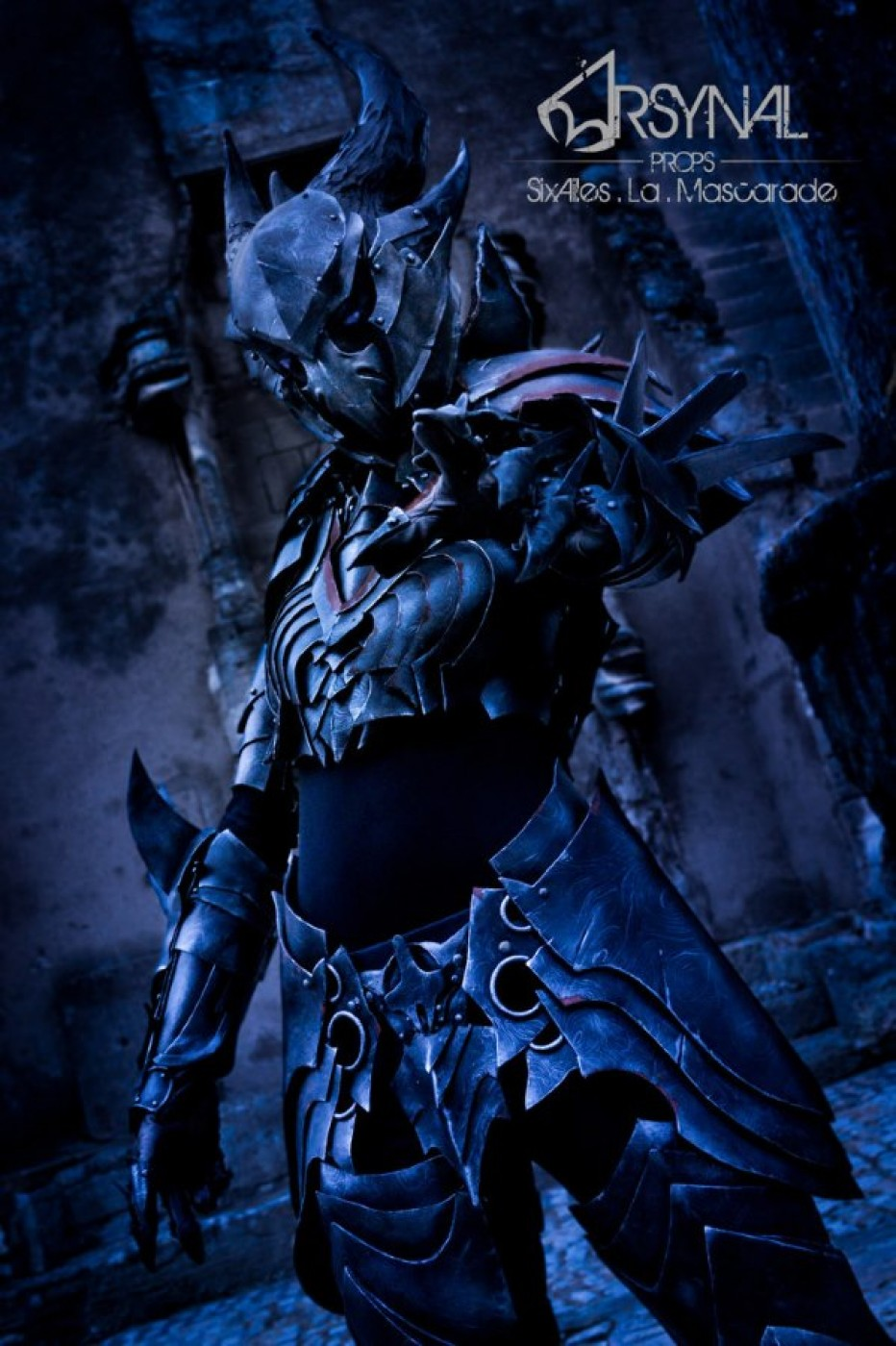 Cosplay Wednesday The Elder Scrolls Onlines Daedric Armor