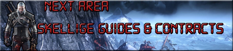 The Witcher 3 Guide Skellige Side Quests, Hidden Treasures