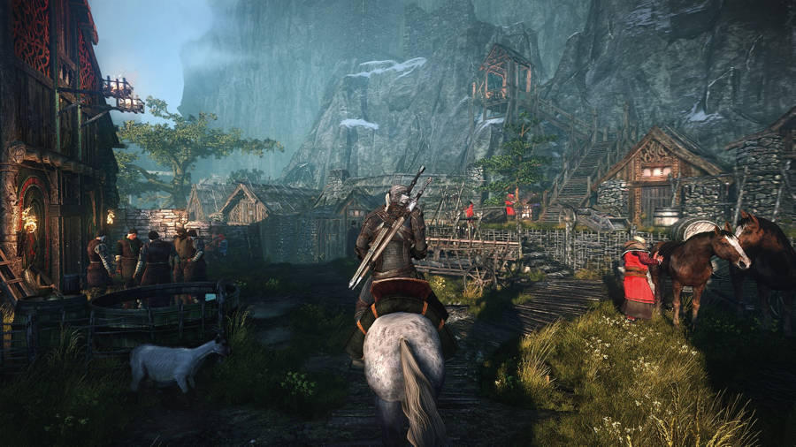 The Witcher 3 Guide White Orchard Side Quest Guide, Hidden Treasures & Witcher Contracts