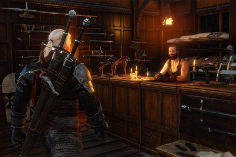 The Witcher 3 Wild Hunt Crafting Guide – Where To Find All Levels & Master Blacksmith