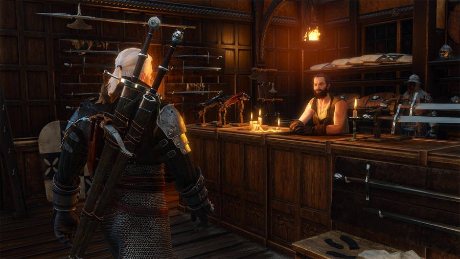 The Witcher 3 Wild Hunt Crafting Guide - Where To Find All Levels & Master Blacksmith