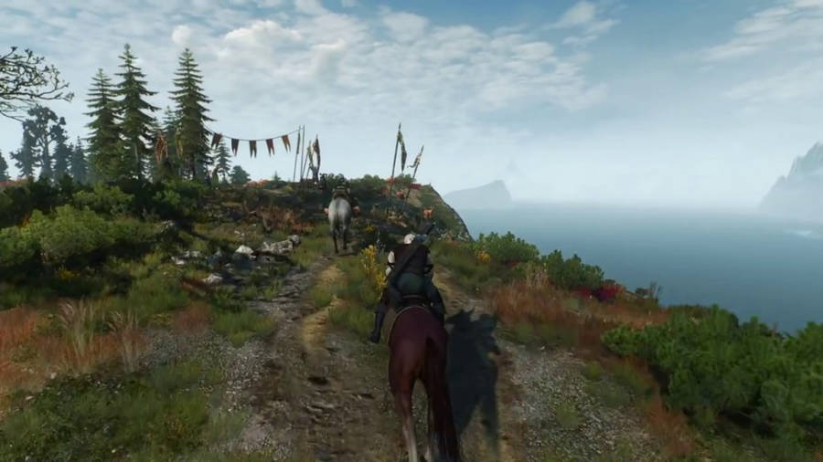 The Witcher 3 Wild Hunt Guide Horse Racing Guide, Locations, Rewards & Tips