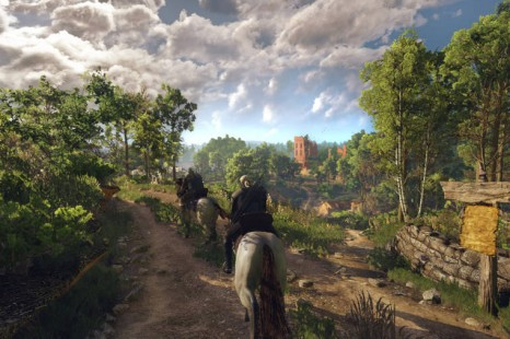The Witcher 3 Place Of Power Location Guide