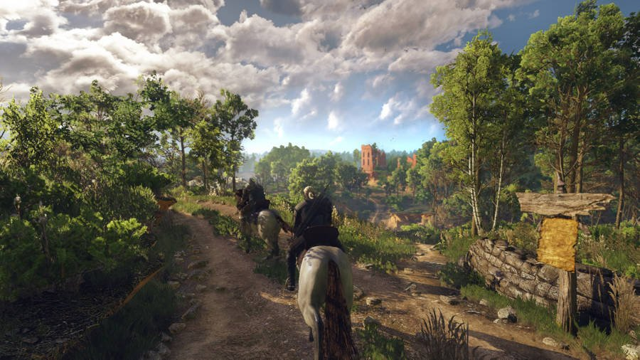 The Witcher 3 Wild Hunt Guide Place Of Power Guide Location By Location