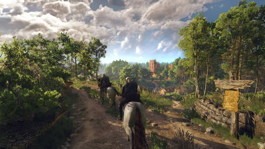 The Witcher 3 - Tesouros Escondidos em Velen