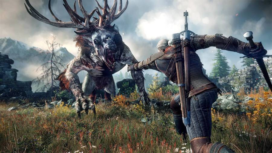 The Witcher 3 Guide: Velen Side Quest Guide