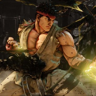 Street Fighter V Screenshots Released Ahead of E3