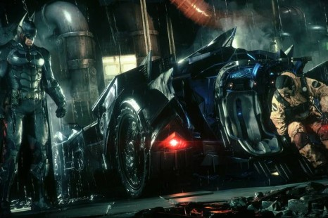 Batman Arkham Knight Guide: The Perfect Crime Guide