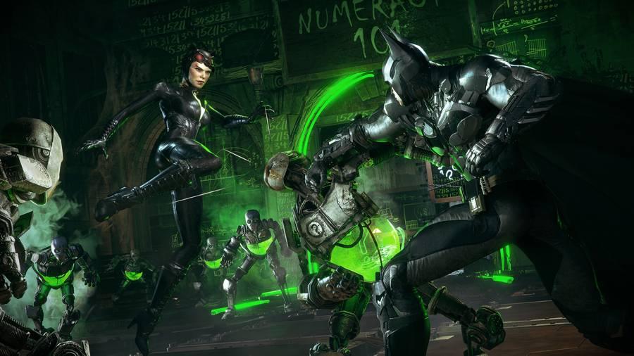 Batman Arkham Knight: Riddler's Revenge Guide