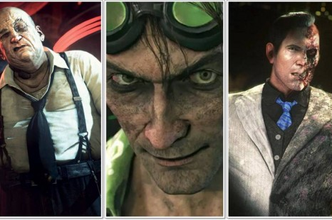 Batman Arkham Knight: Riddler's Revenge Guide