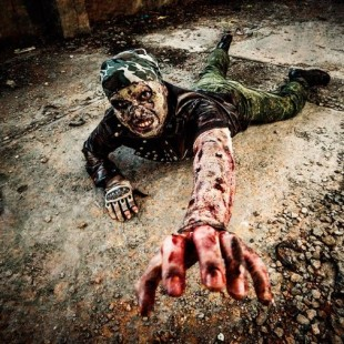 Cosplay Wednesday – Fallout's Ghoul